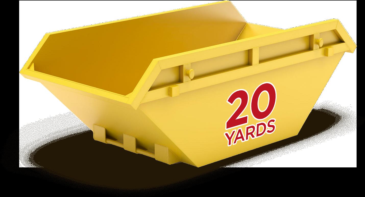 20 Yard Skip