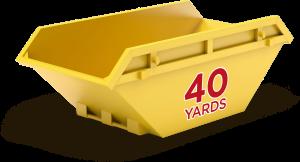 40 Yard Skip